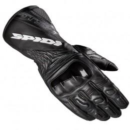 Kožené rukavice STS R2 SPIDI čierne