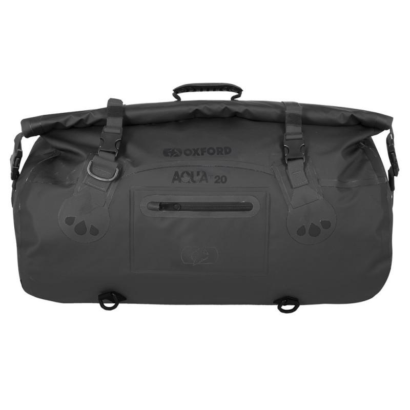 Vodotesný vak Aqua T-20 Roll Bag čierny