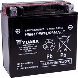 Batéria YUASA YTX14H-BS(CP)