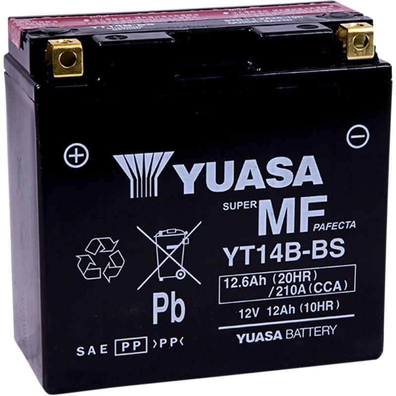 Batéria YUASA YT14B-BS(CP)