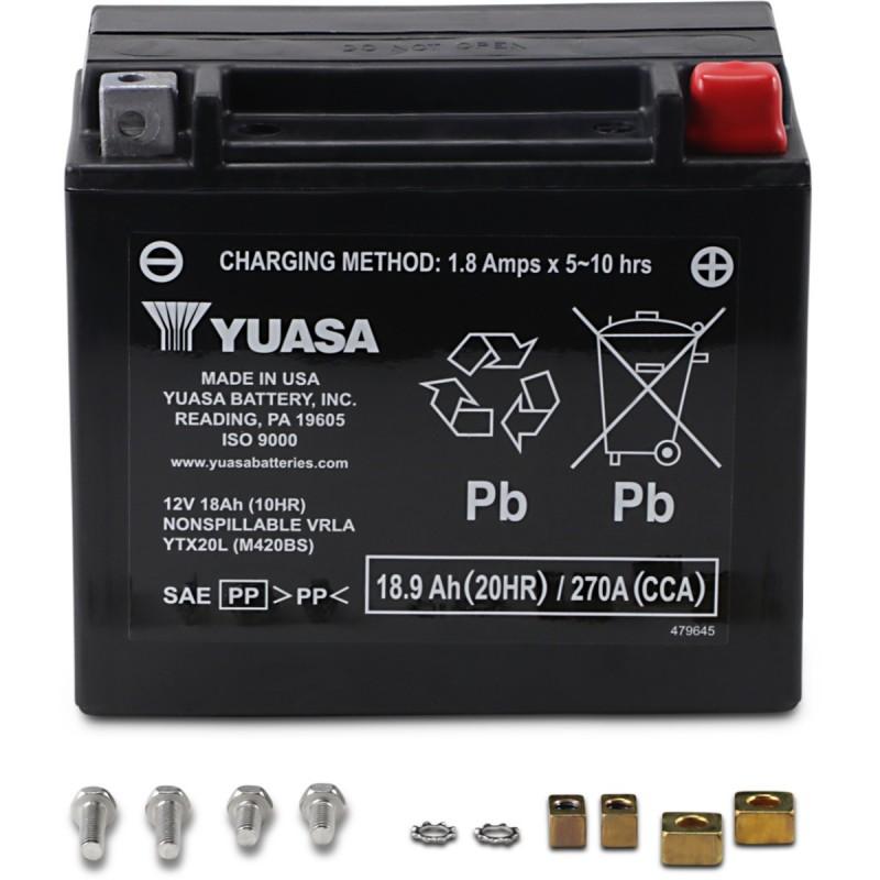 Batéria YUASA YUAM420BS