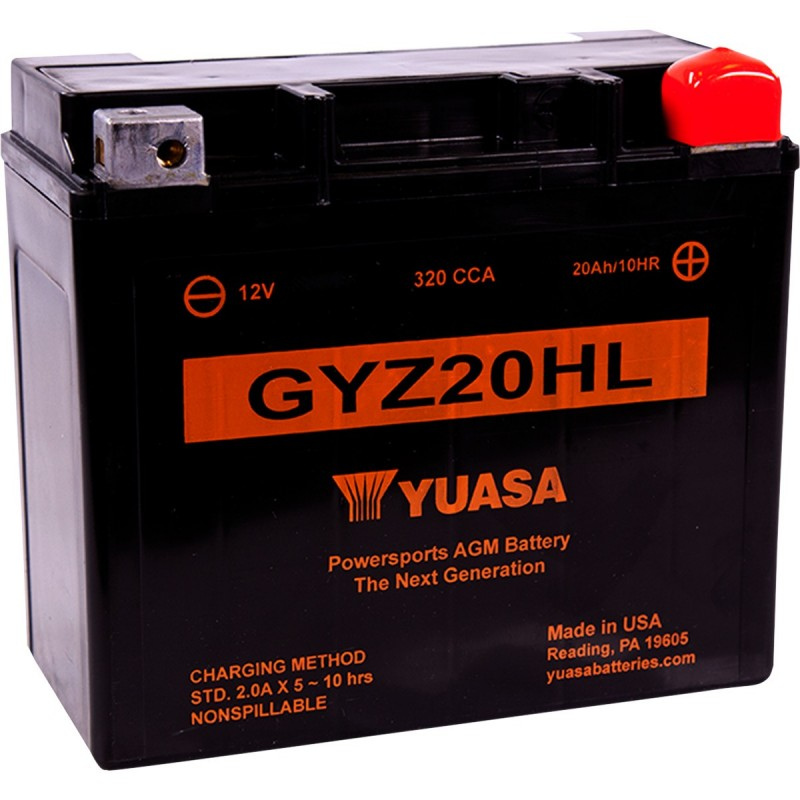 Batéria YUASA YUAM720GH