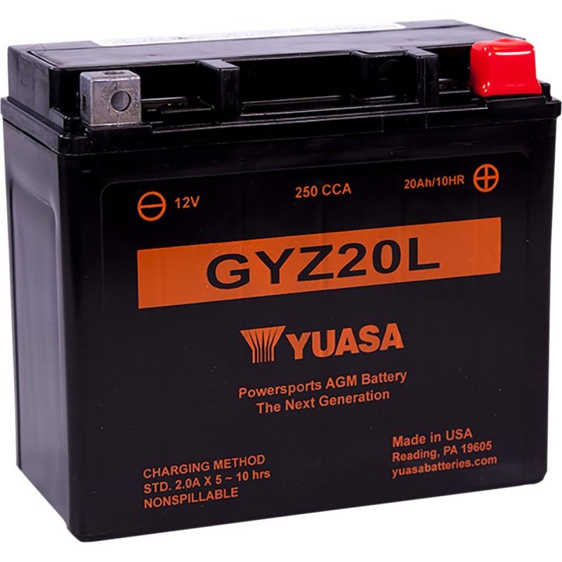 Batéria YUASA YUAM720GZ