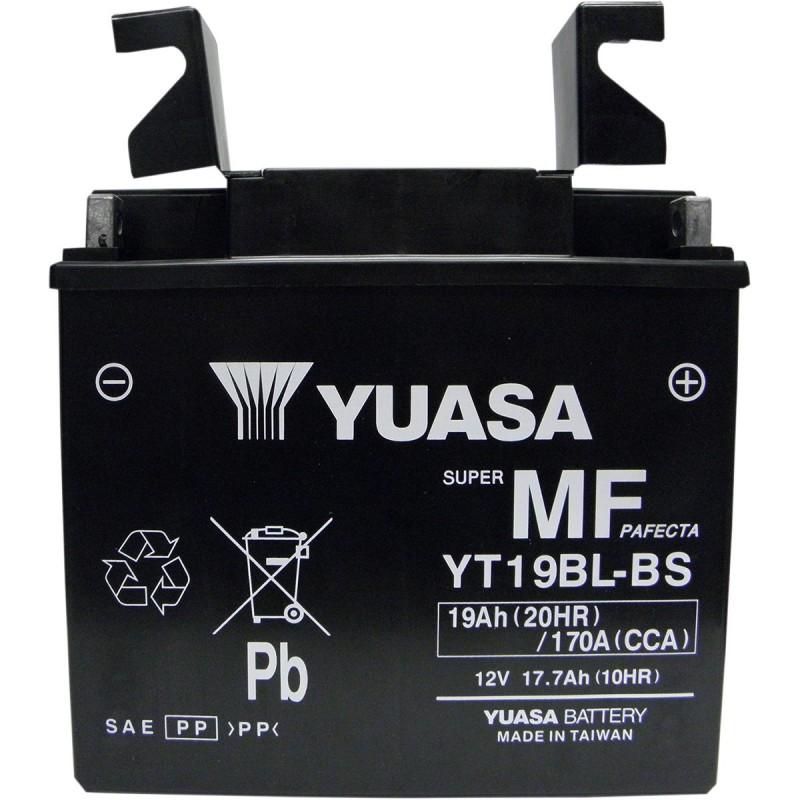 Batéria YUASA YT19BL-BS(CP)