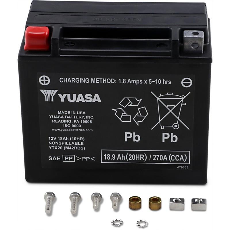 Batéria YUASA YUAM42RBS