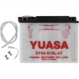 Batéria YUASA SY50-N18L-AT(DC)