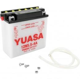 Batéria YUASA 12N5.5-4A(DC)