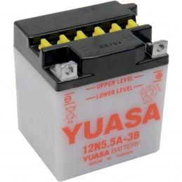 Batéria YUASA 12N5.5A-3B(DC)