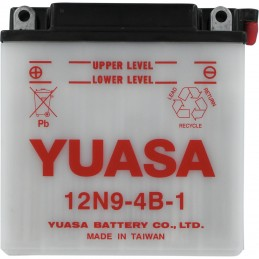 Batéria YUASA 12N9-4B-1(DC)