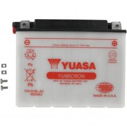 Batéria YUASA Y50-N18L-A3(DC)