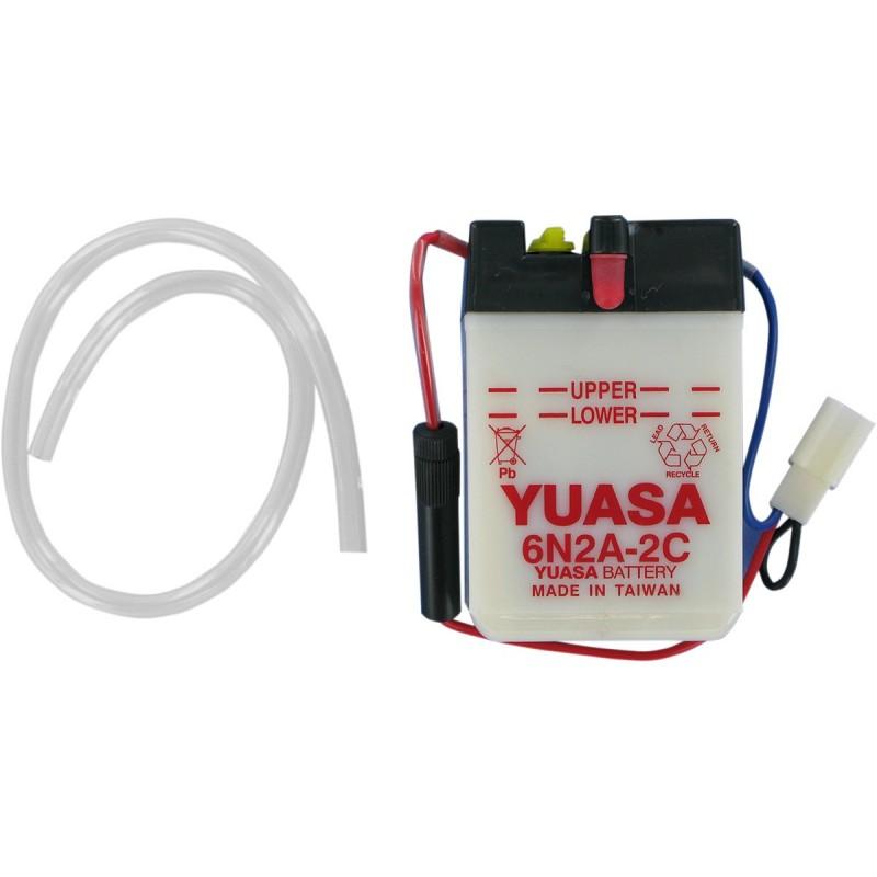 Batéria YUASA 6N2A-2C(DC)