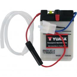 Batéria YUASA 6N2A-2C-3(DC)