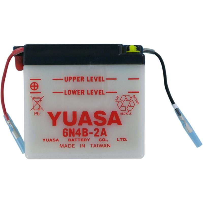 Batéria YUASA 6N4B-2A(DC)