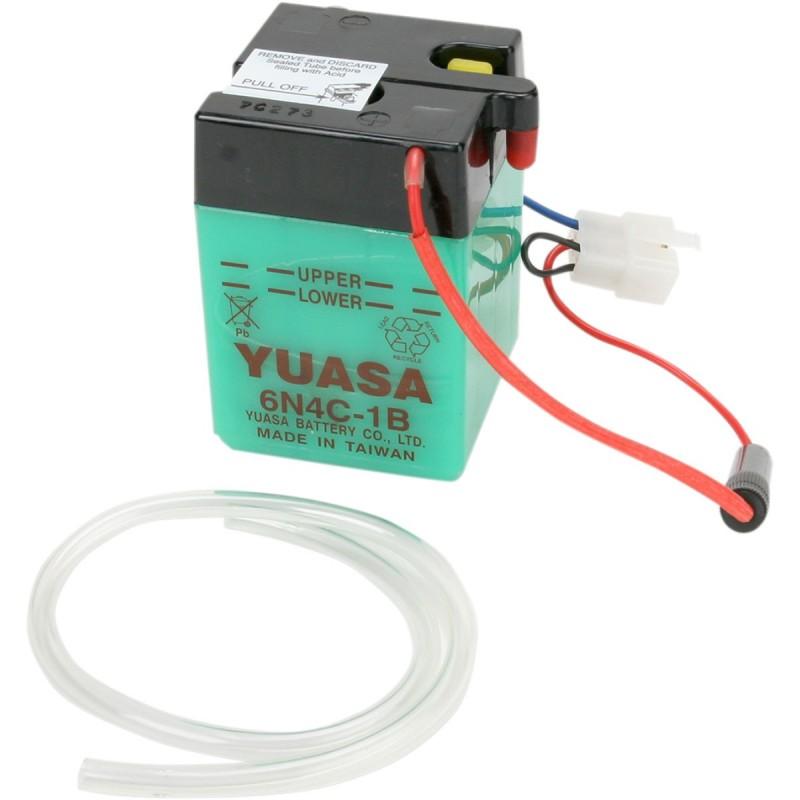 Batéria YUASA 6N4C-1B(DC)