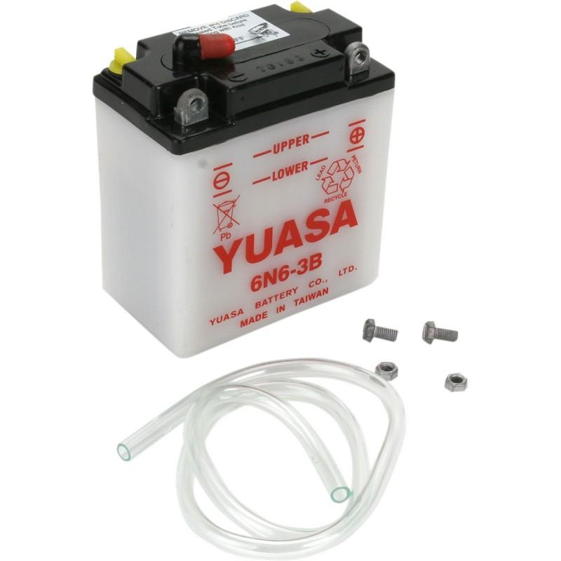 Batéria YUASA 6N6-3B(DC)