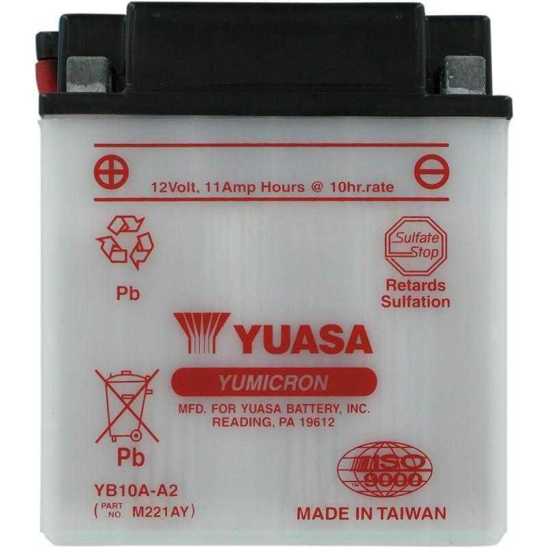 Batéria YUASA YB10A-A2(DC)