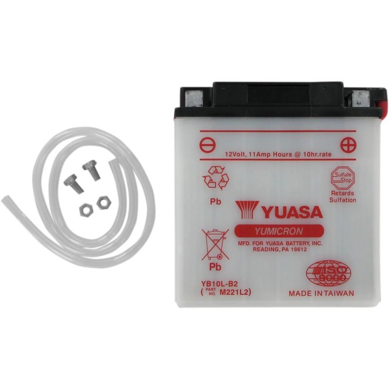 Batéria YUASA YB10L-B2(DC)