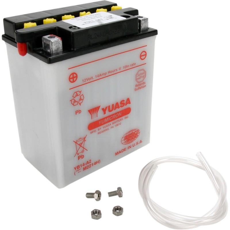 Batéria YUASA YB14-A2(DC)