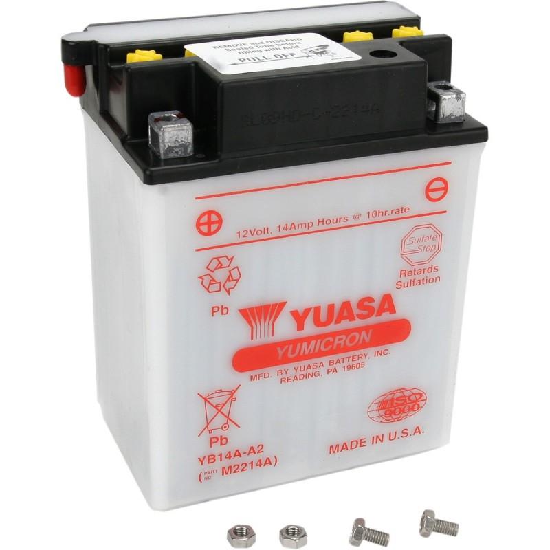 Batéria YUASA YB14A-A2(DC)