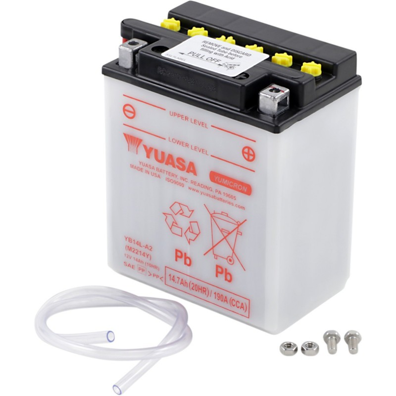 Batéria YUASA YB14L-A2(DC)