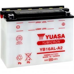 Batéria YUASA YB16AL-A2(DC)