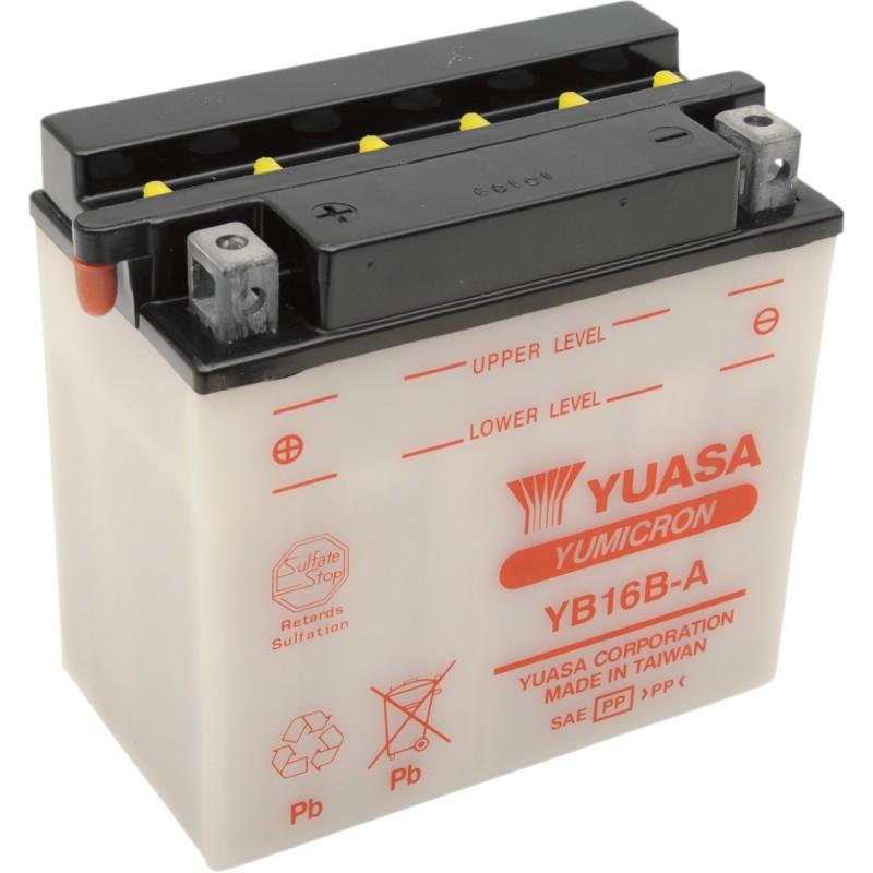 Batéria YUASA YB16B-A(DC)
