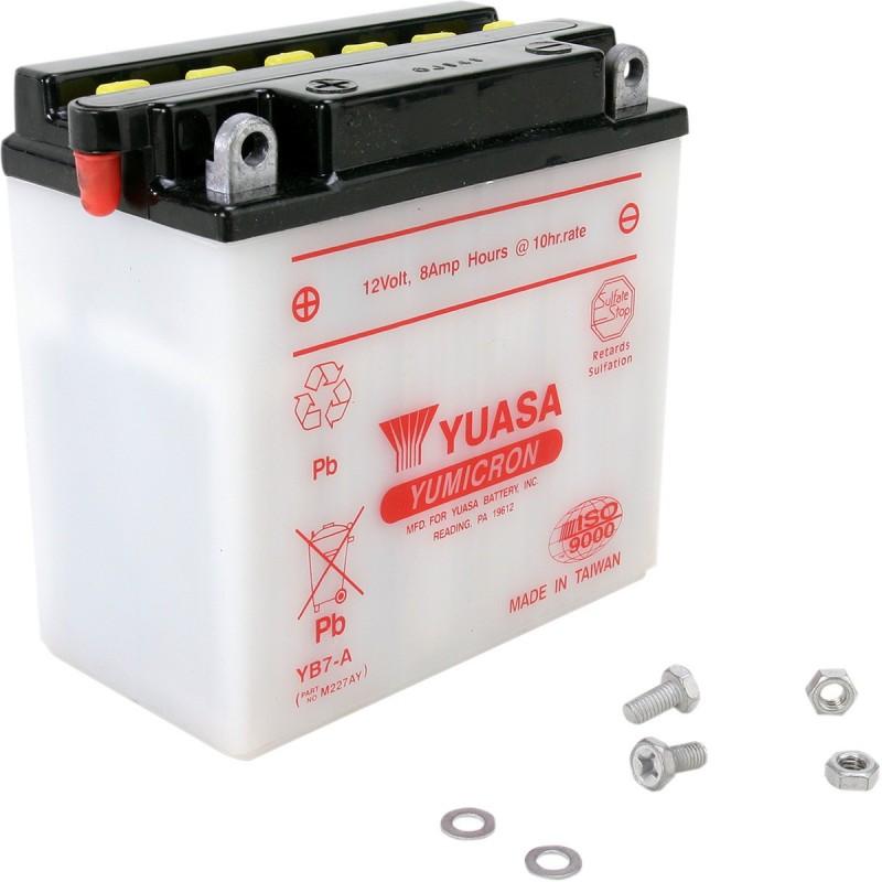 Batéria YUASA YB7-A(DC)