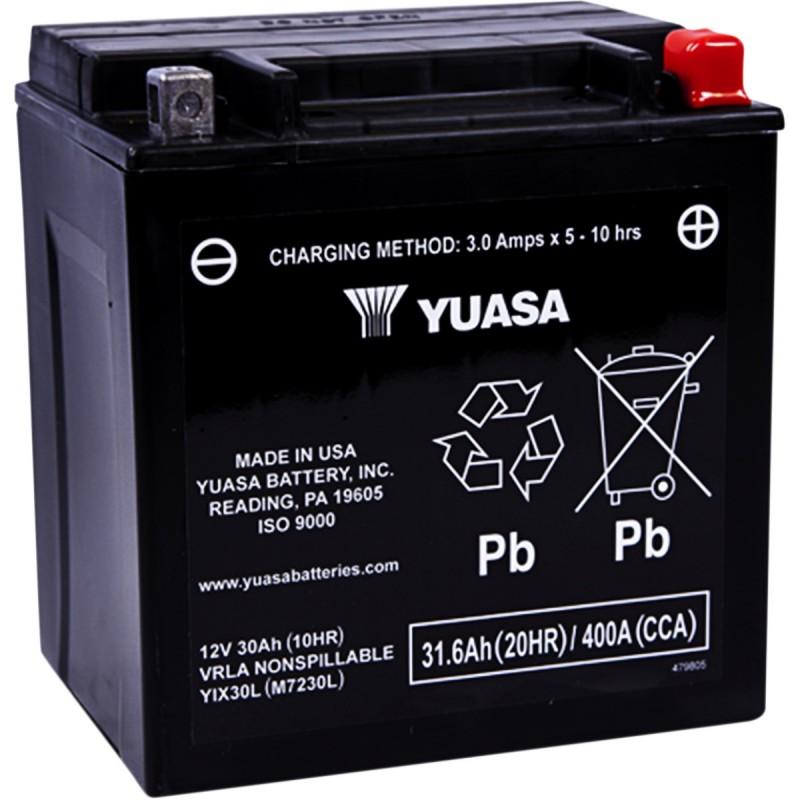 Batéria YUASA YUAM7230L