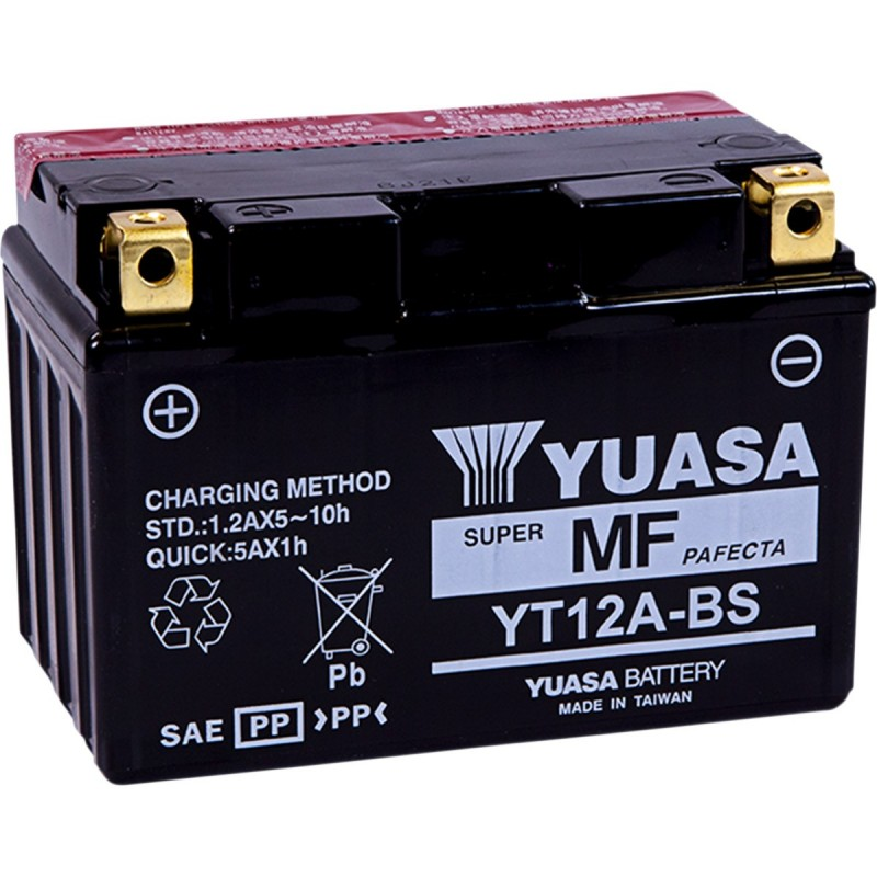 Batéria YUASA YT12A-BS(CP)