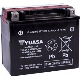 Batéria YUASA YTX12-BS(CP)