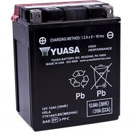 Batéria YUASA YTX14AH-BS(CP)