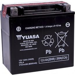 Batéria YUASA YTX14-BS(CP)