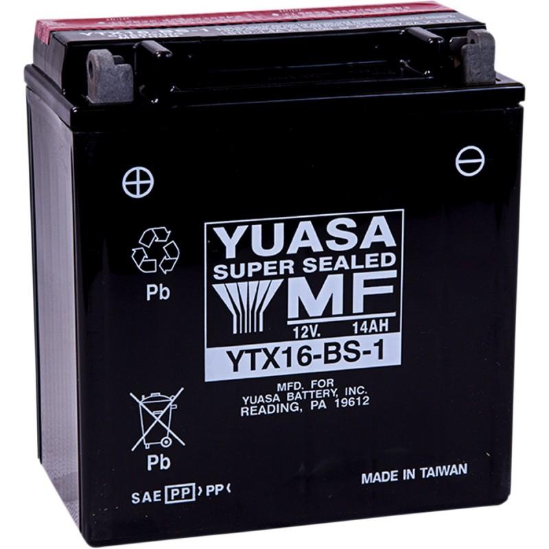 Batéria YUASA YTX16-BS-1(CP)