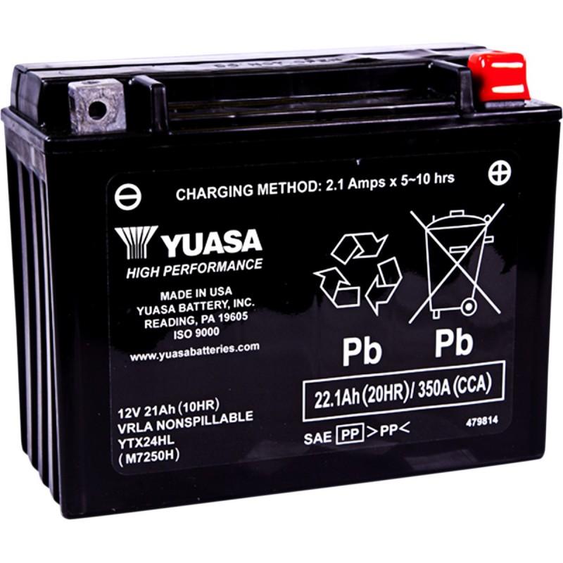 Batéria YUASA YUAM7250H