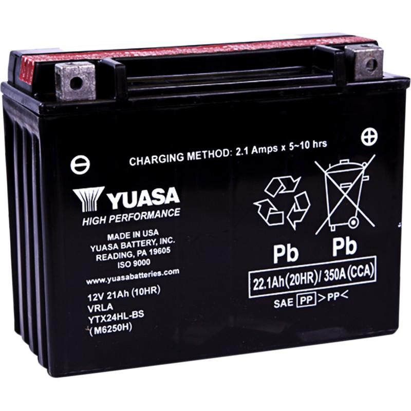 Batéria YUASA YTX24HL-BS(CP)
