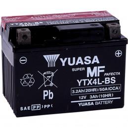 Batéria YUASA YTX4L-BS(CP)