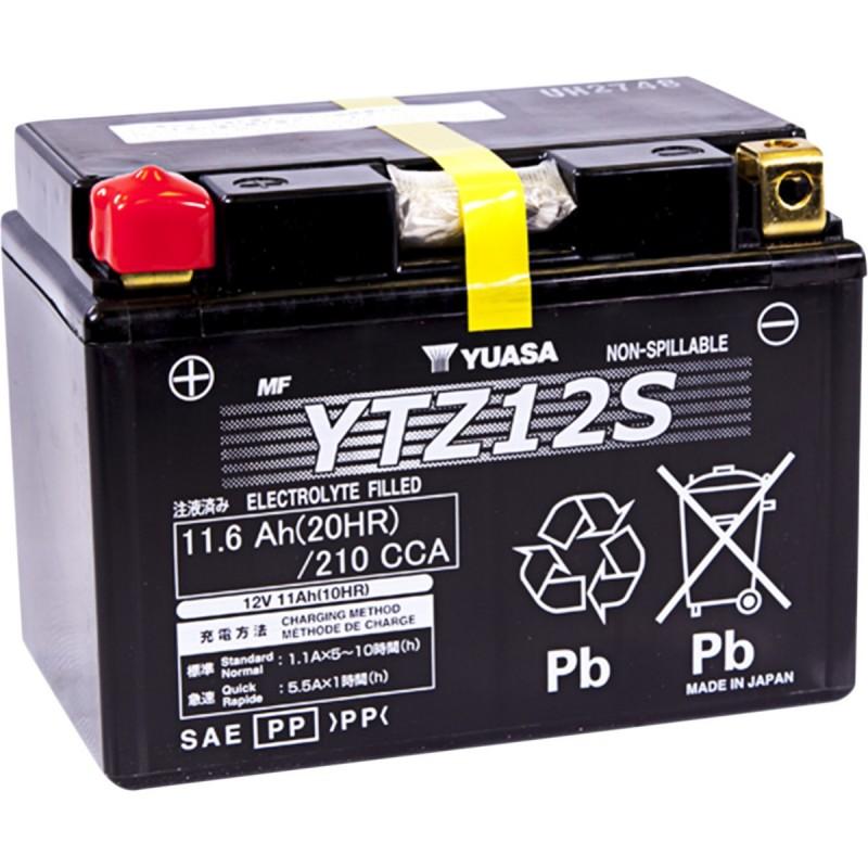 Batéria YUASA YTZ12S(WC)
