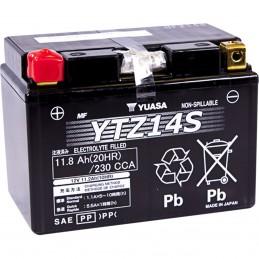 Batéria YUASA YTZ14S(WC)