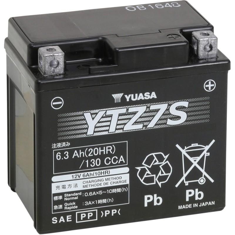 Batéria YUASA YTZ7S(WC)
