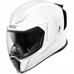 Prilba na moto ICON Airflite Gloss solids white