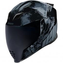 Prilba na moto ICON Airflite Stim black