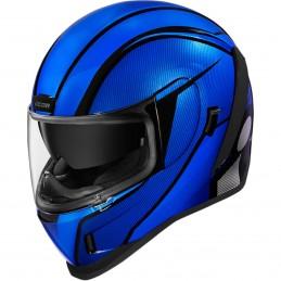 Prilba na moto ICON Airfrom Conflux blue