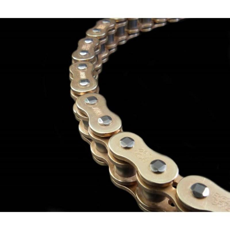 Reťaz EK 525SRX2-112/GG zlatá