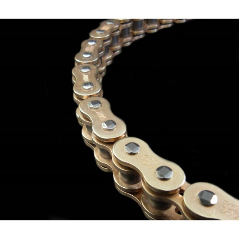 Reťaz EK 520SRX2-114/GXG zlatá