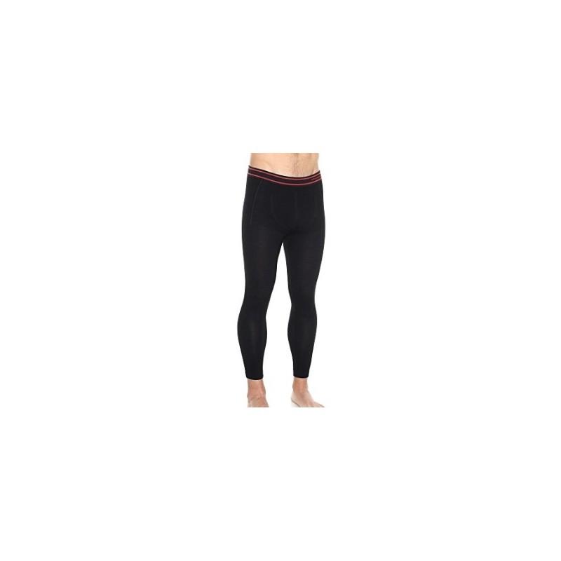 Termo nohavice Brubeck Active Wool LE11710 black