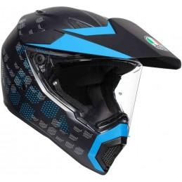 AGV AX-9 Antartica Helmet