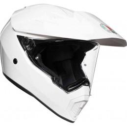 Prilba na moto AGV AX-9 white