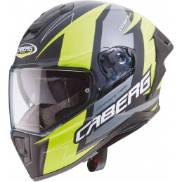 Prilba na moto CABERG Drift Evo Speedster  black matt-fluo