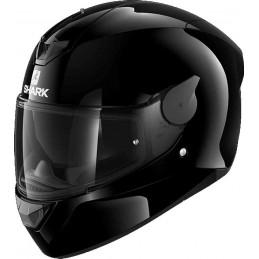 Prilba na motorku SHARK D-Skwal 2 Blank black