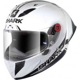 Prilba na motorku SHARK Race-R Pro GP 30th Anniversary Limited Edition white/black